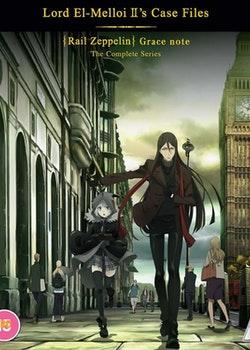 Lord El-Melloi II's Case Files Collection Blu-Ray
