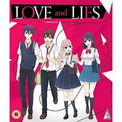 Love & Lies Collection Blu-Ray