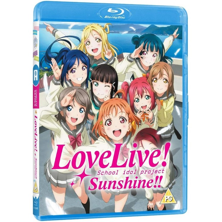 Love Live! Sunshine!! Season 1 Collection Blu-Ray