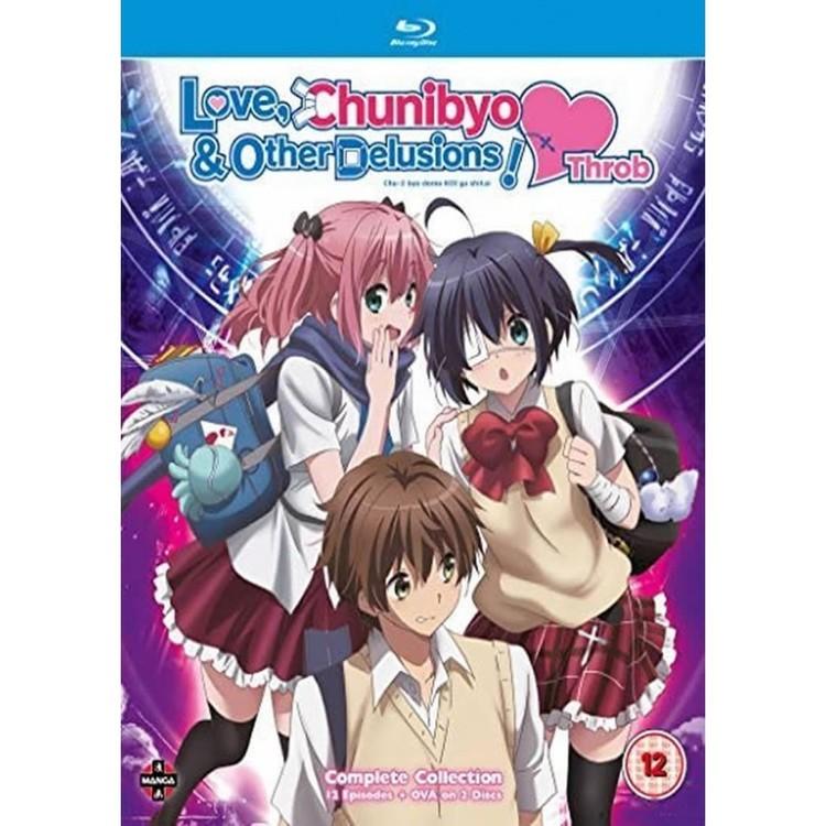 Love, Chunibyo & Other Delusions! Heart Throb Blu-Ray