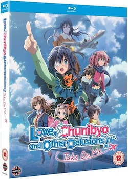 Love, Chunibyo & Other Delusions! the Movie: Take On Me Blu-Ray