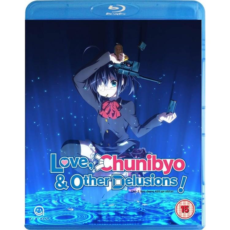 Love, Chunibyo & Other Delusions! Blu-Ray