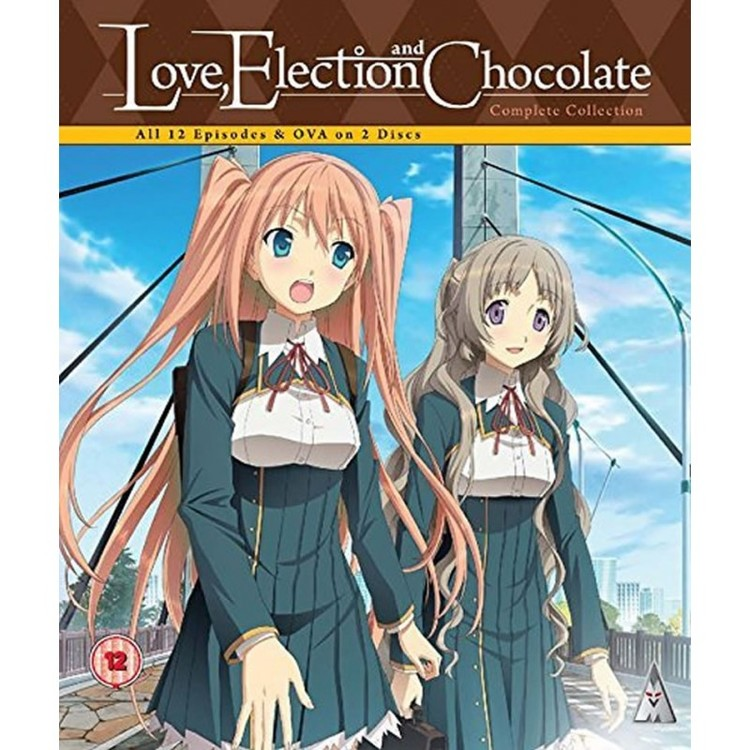 Love, Election and Chocolate Collection Blu-Ray