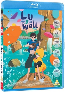 Lu Over the Wall Blu-Ray