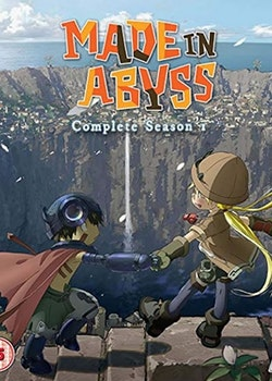 Made in Abyss Collection Blu-Ray