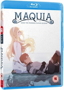 Maquia - When the Promised Flower Blooms Blu-Ray