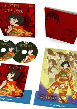 Millennium Actress - Collector's Edition 4K UHD Blu-Ray