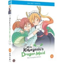 Miss Kobayashi's Dragon Maid - The Complete Series Blu-Ray