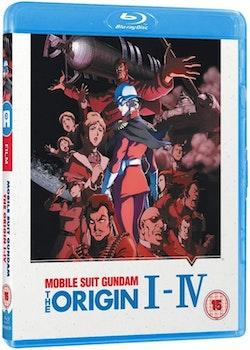 Mobile Suit Gundam - The Origin I-IV Blu-Ray