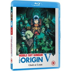 Mobile Suit Gundam - The Origin V & VI Blu-Ray