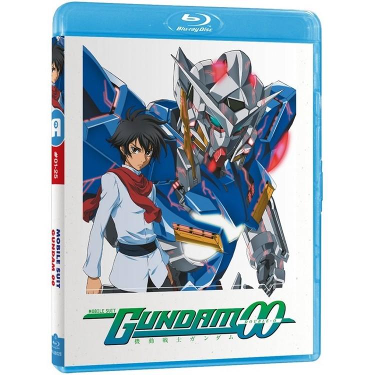Mobile Suit Gundam 00 - Part 1 Blu-Ray