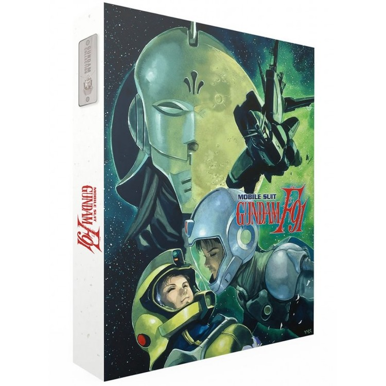 Mobile Suit Gundam F91 - Collector's Edition Blu-Ray