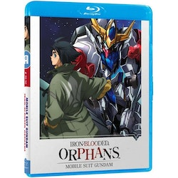 Mobile Suit Gundam Iron-Blooded Orphans: Part 2 - Collector's Edition Blu-Ray