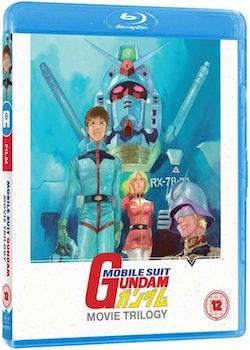 Mobile Suit Gundam Movie Trilogy Blu-Ray