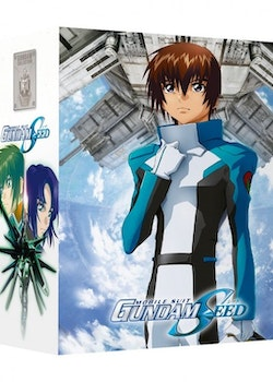 Mobile Suit Gundam Seed - Ultimate Edition Blu-Ray