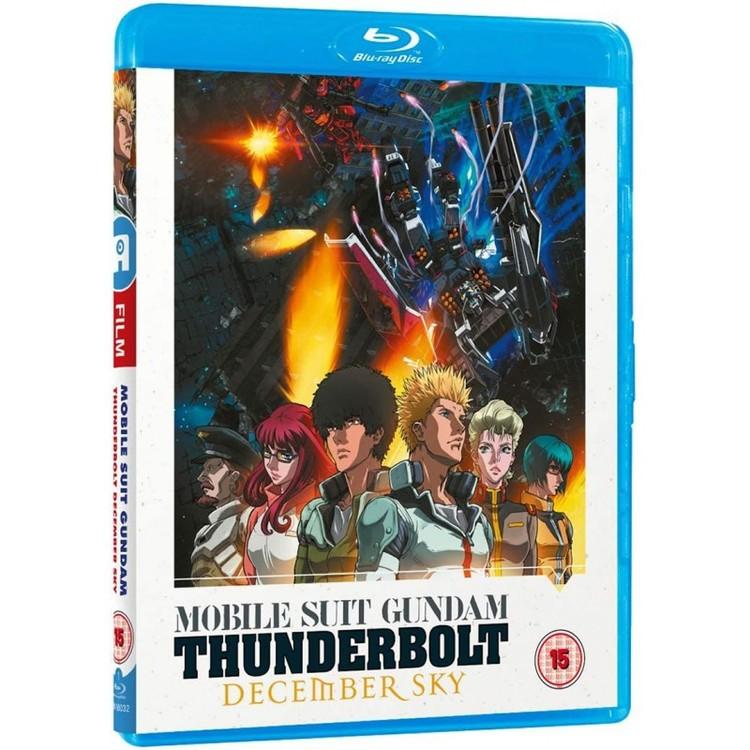 Mobile Suit Gundam Thunderbolt: December Sky Blu-Ray