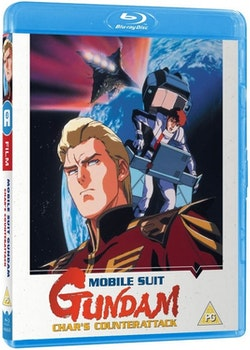 Mobile Suit Gundam: Char's Counter Attack Blu-Ray