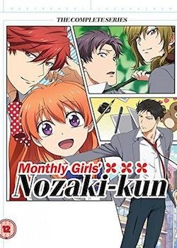 Monthly Girls' Nozaki-kun Collection Blu-Ray