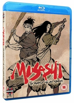Musashi: The Dream of the Last Samurai Blu-Ray
