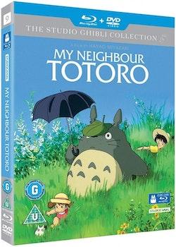 My Neighbour Totoro - Combi Blu-Ray/DVD