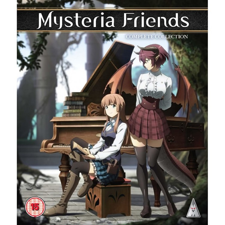 Mysteria Friends Collection - Standard Edition Blu-Ray