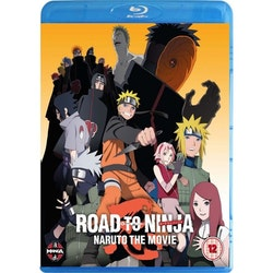 Naruto Shippuden Movie 6: Road to Ninja Blu-Ray