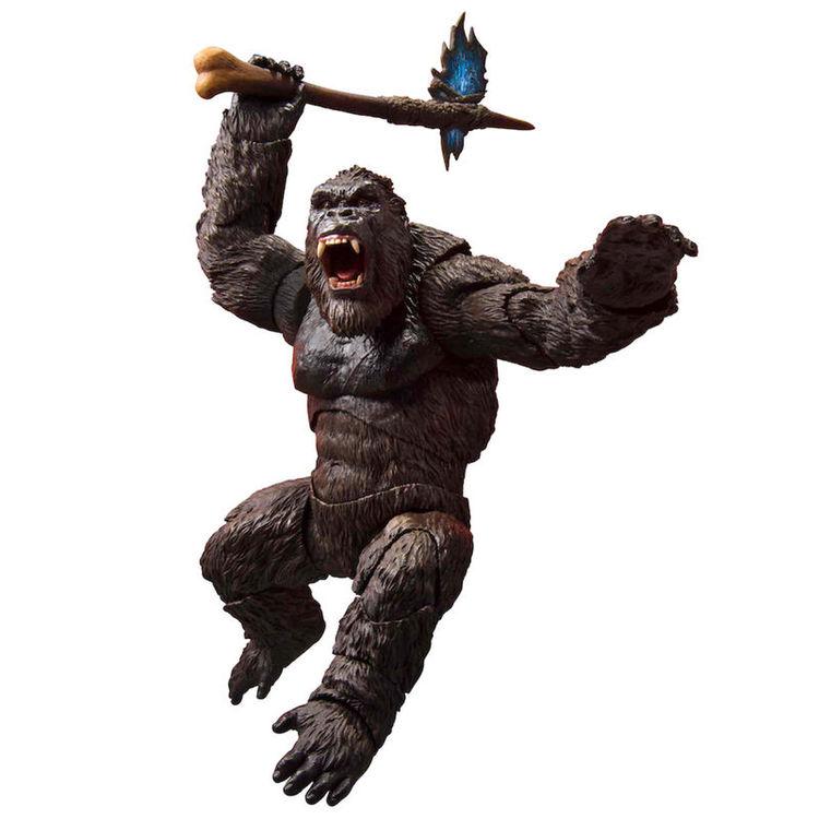 Godzilla vs Kong S.H. Figuarts Action Figure Kong (Tamashii Nations)