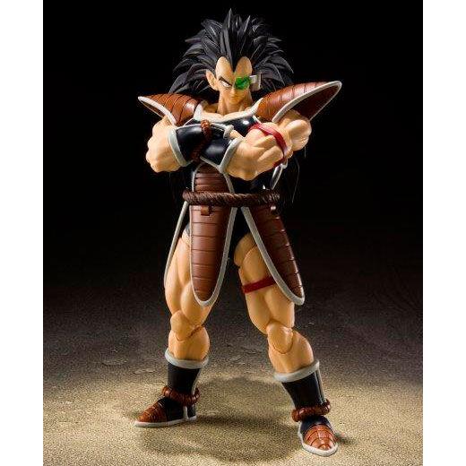 Dragon Ball Z S.H. Figuarts Action Figure Raditz (Tamashii Nations)