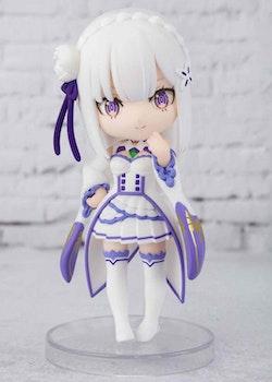 Re:Zero Starting Life in Another World Figuarts Mini Figure Emilia (Tamashii Nations)