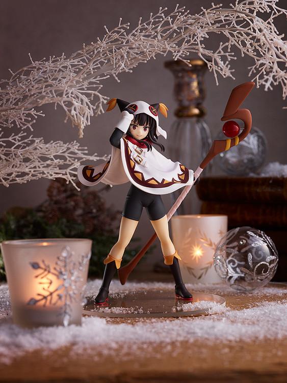 POP UP PARADE Figure Megumin: Winter Ver. (KonoSuba)