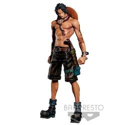 One Piece Banpresto Chronicle Master Stars Piece Figure Portgas D. Ace (Banpresto)