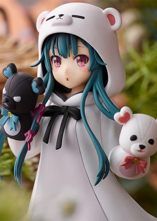 POP UP PARADE Figure Yuna: White Bear Ver. (Kuma Kuma Kuma Bear)