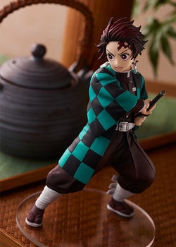 POP UP PARADE Figure Tanjiro Kamado (Demon Slayer: Kimetsu no Yaiba)