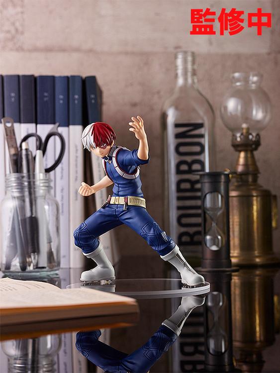 POP UP PARADE Figure Shoto Todoroki: Hero Costume Ver. (My Hero Academia)
