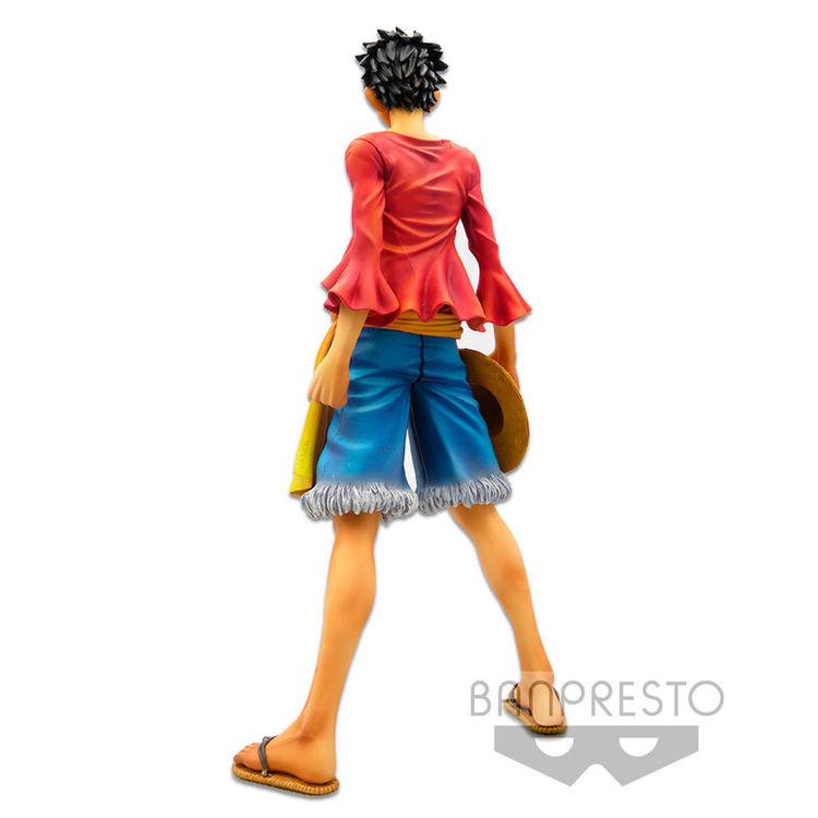 One Piece Banpresto Chronicle Master Stars Piece Figure Monkey D. Luffy (Banpresto)