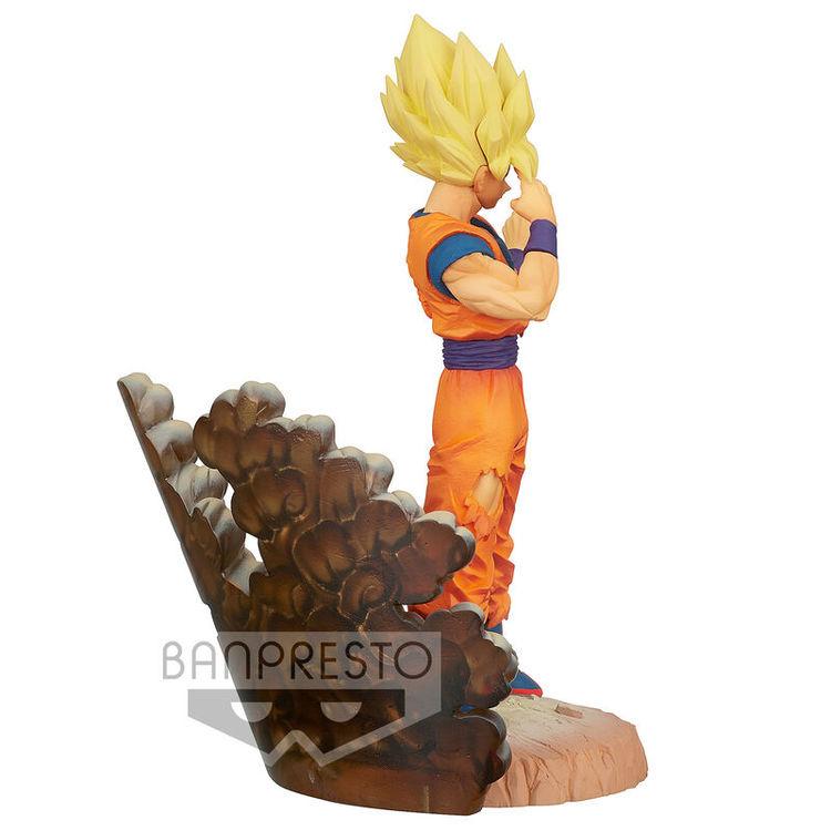 Dragon Ball Z History Box vol.2 Figure Son Goku (Banpresto)