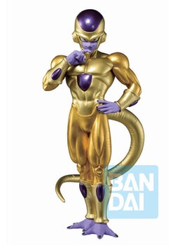 Dragon Ball Ichibansho Figure Golden Frieza Back To The Film (Bandai Spirits)