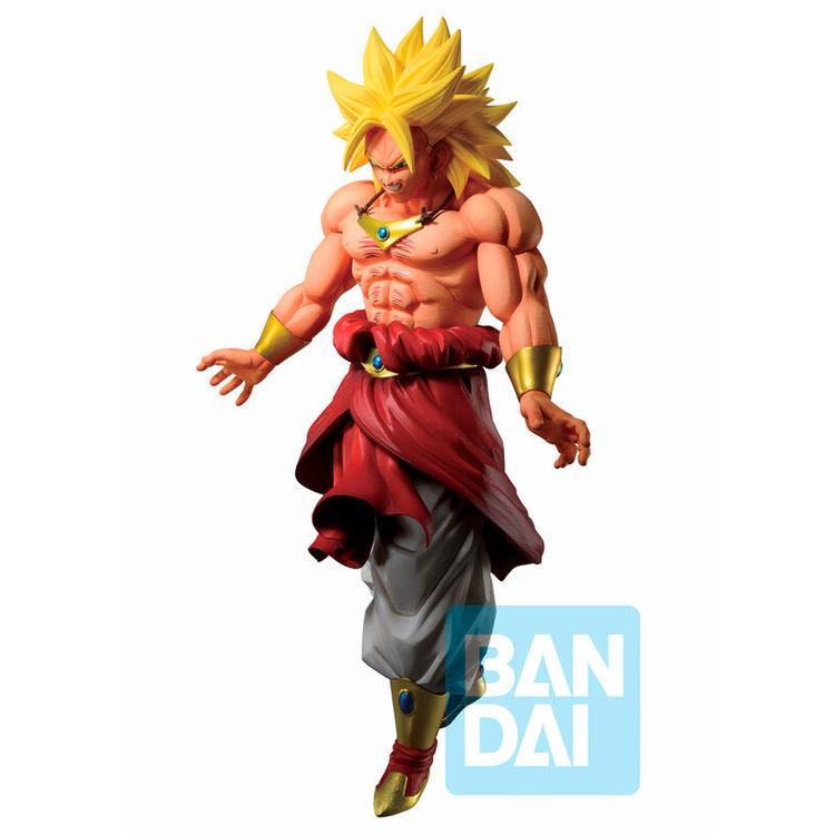 Dragon Ball Ichibansho Figure Super Saiyan Broly 94 Back To The Film (Bandai Spirits)
