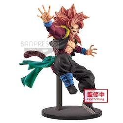Dragon Ball Heroes 9th Anniversary Figure Super Saiyan 4 Gogeta: Zeno (Banpresto)