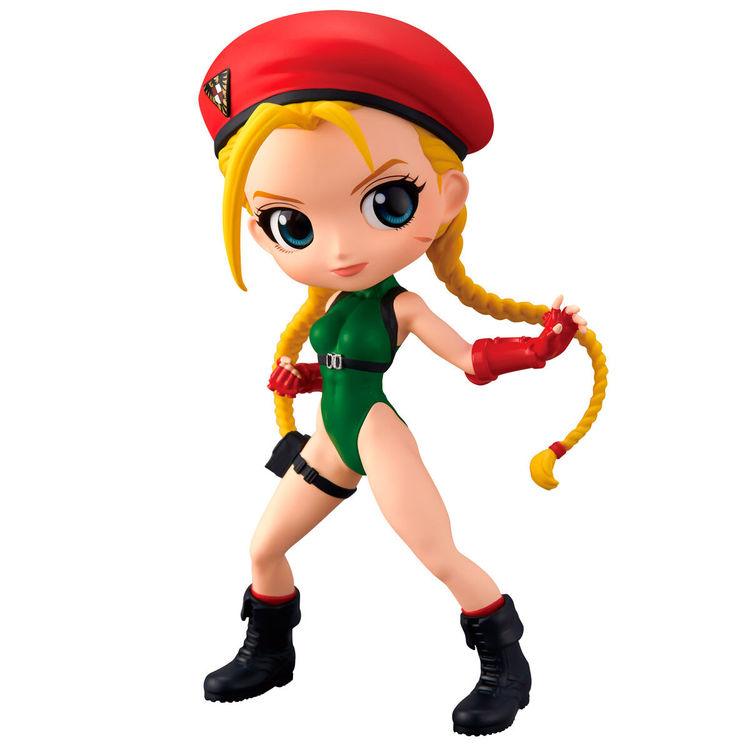 Street Fighter Q Posket Figure Cammy ver. A (Banpresto)