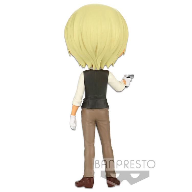 Detective Conan Q Posket Figure Toru Amuro ver. B (Banpresto)
