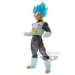 Dragon Ball Super Clearise Figure Super Saiyan God Vegeta (Banpresto)