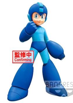 Mega Man Grandista Figure Mega Man Exclusive (Banpresto)
