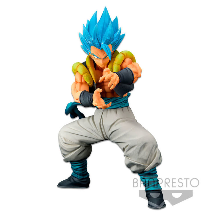 Dragonball Super Master Stars Piece Figure Gogeta The Brush (Banpresto)