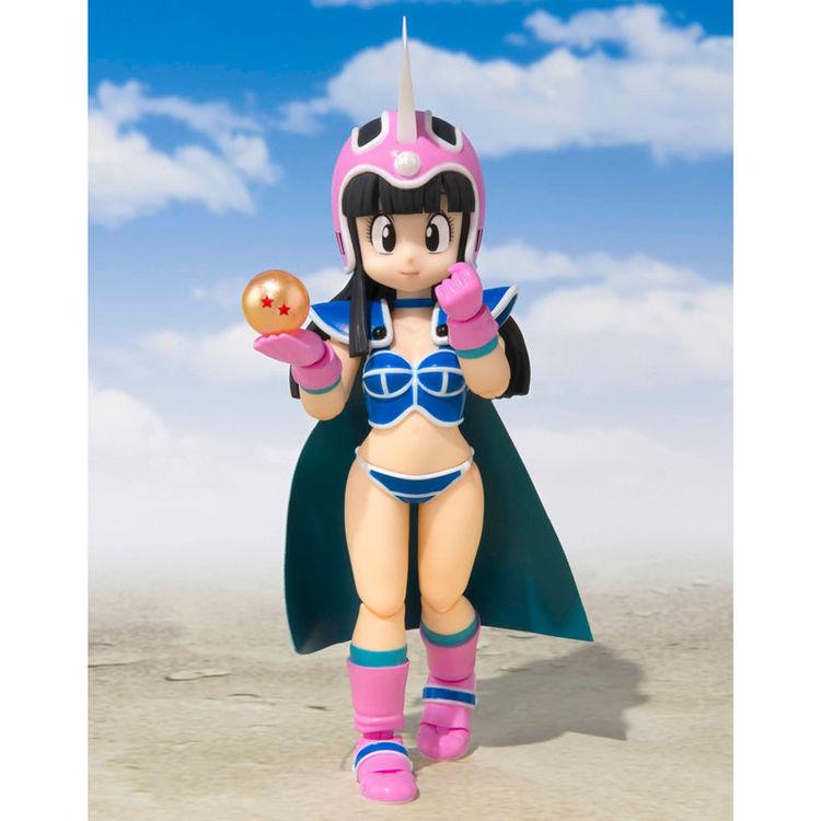 Dragon Ball S.H. Figuarts Action Figure Kid Chi-Chi (Tamashii Nations)