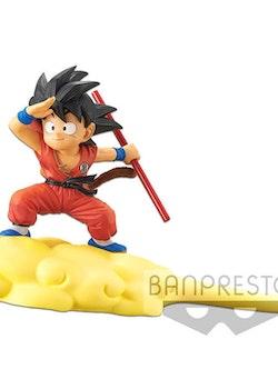 Dragon Ball Figure Goku and Flying Nimbus ver. A (Banpresto)