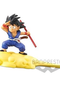 Dragon Ball Figure Goku and Flying Nimbus ver. B (Banpresto)