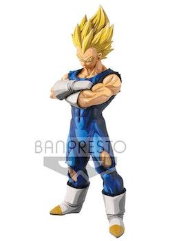 Dragon Ball Z Grandista Figure Super Saiyan Vegeta (Banpresto)