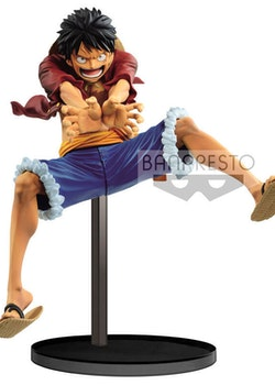 One Piece Maximatic Figure Monkey D. Luffy II (Banpresto)