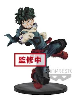 My Hero Academia The Amazing Heroes vol. 1 Figure Midoriya Izuku (Banpresto)